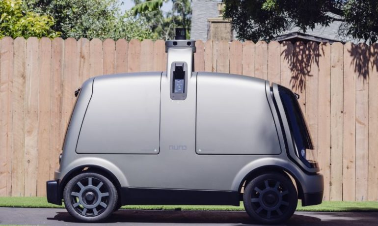 Driverless Cars Deliver From Kroger-Owned Store in Arizona